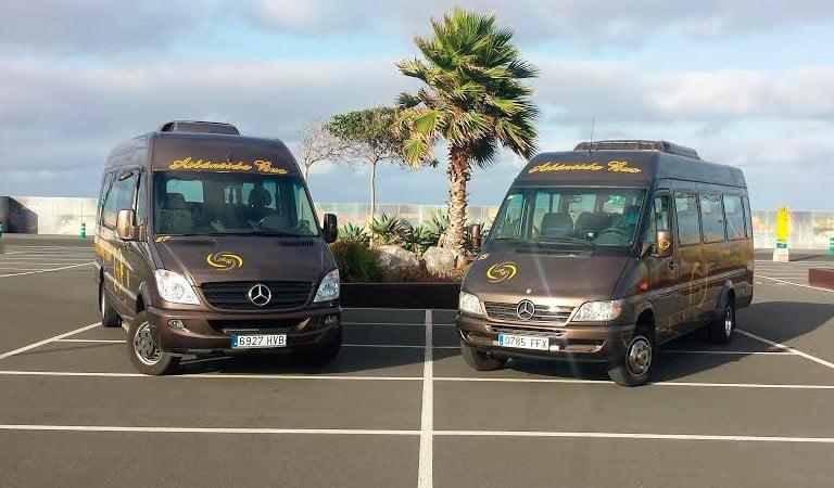 servicios de transporte autobus