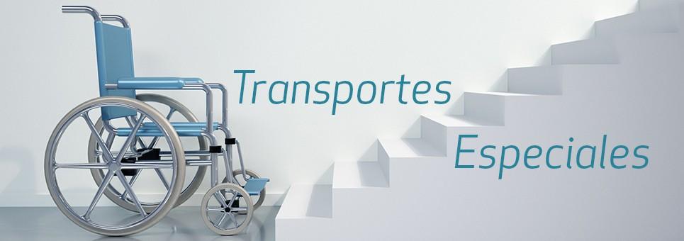 transporte especial
